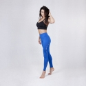 Leggings Snake blue