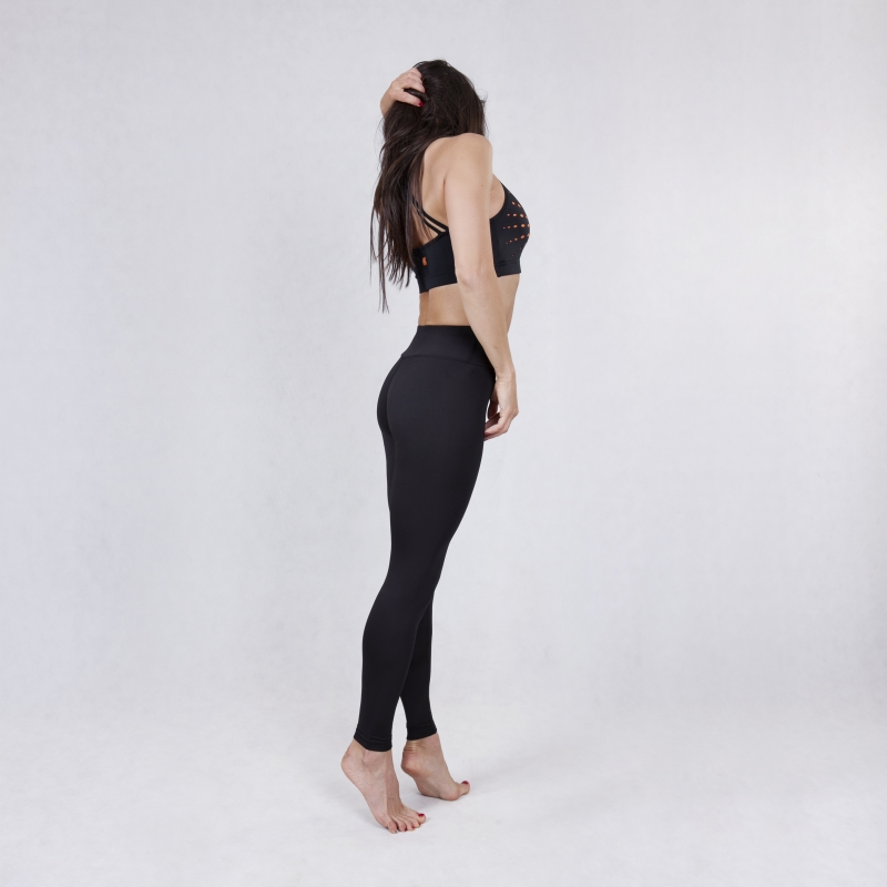 ee15e34e0f Leggings long - black from second you for active women with passioon