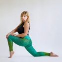 Leggings Maria grün