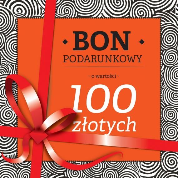 KOD PODARUNKOWY o wartości 100 PLN