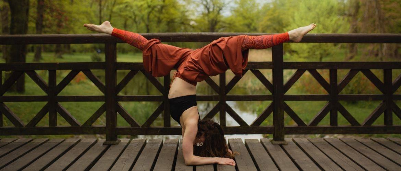 yoga und Tanz